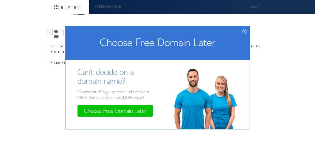 do not need domain name - exploringim.com