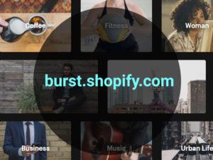 burst photos