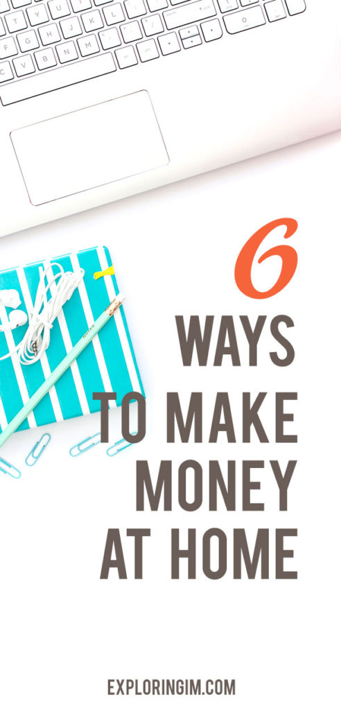 Top 6 ways to make money online