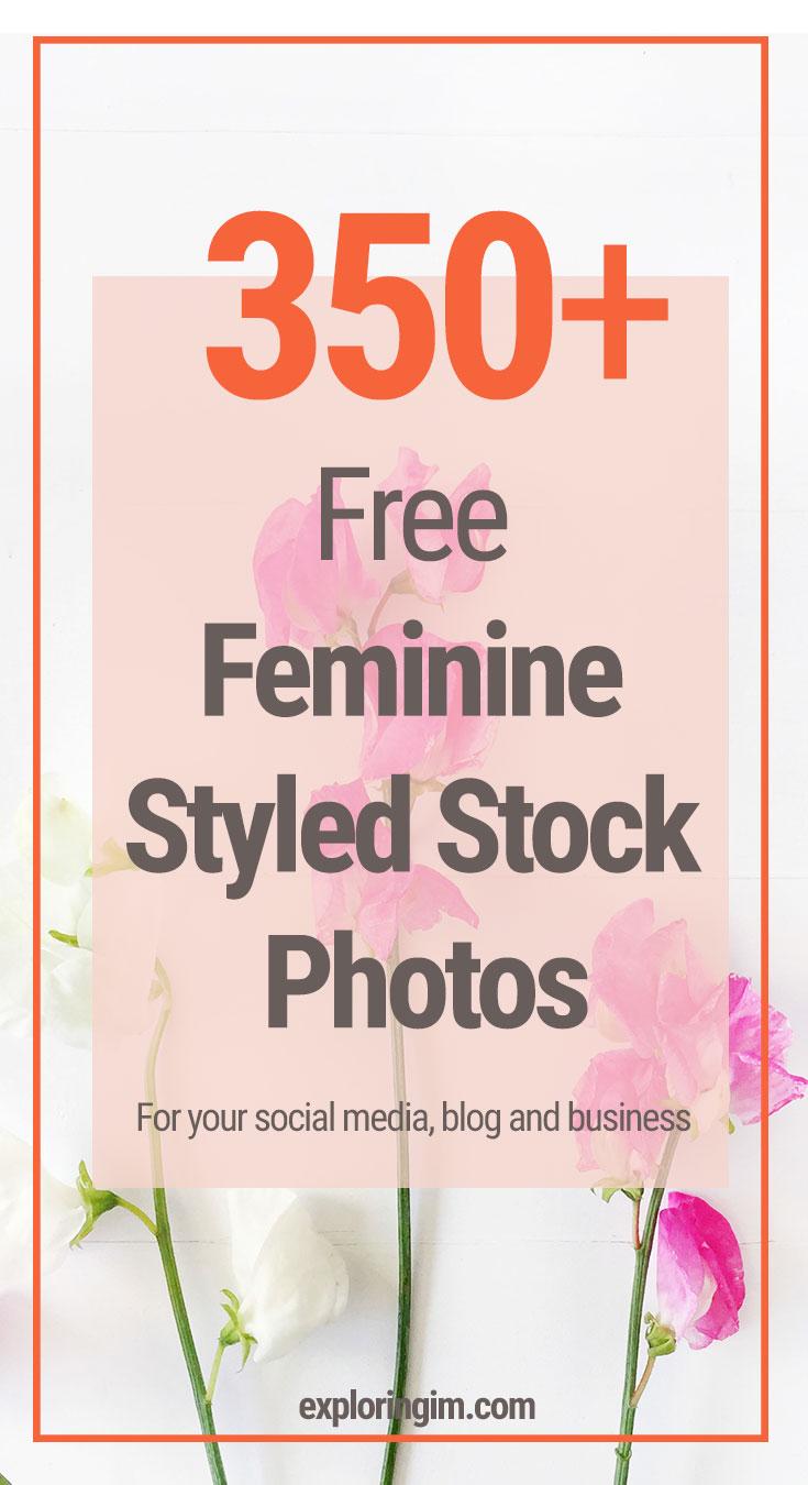 Free styled stock photos