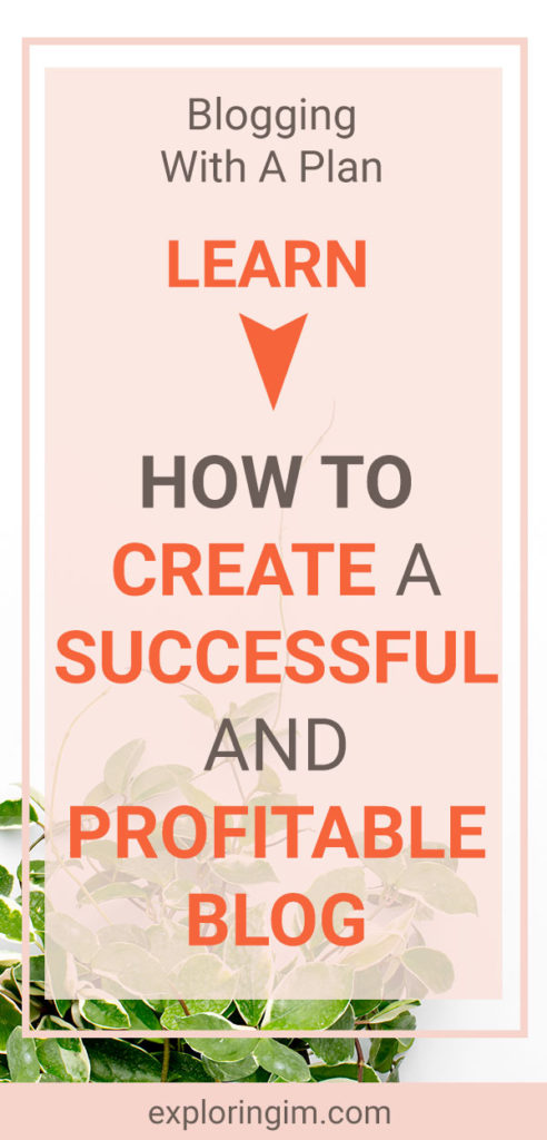 How to create a successful and profitable blog