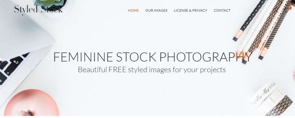 FREE FEMININE STYLED STOCK PHOTOS