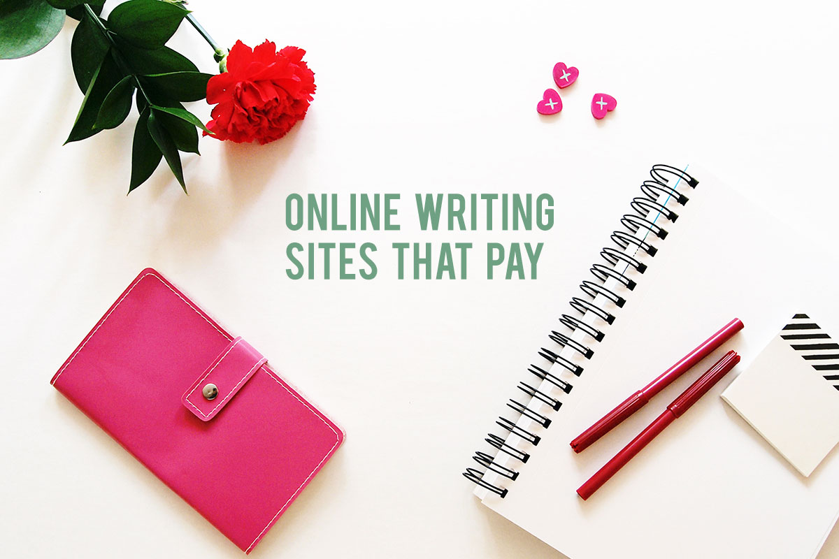 Writing sites
