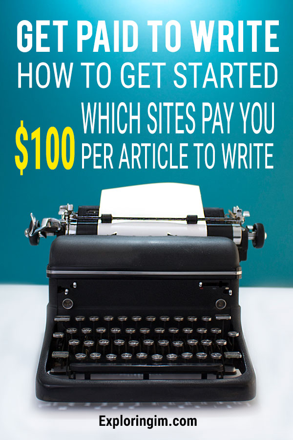 15 Online Writing Sites That Pay: Guide To Start A Freelance Writing Business and make money from home